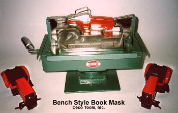 Bench Style Book Mask